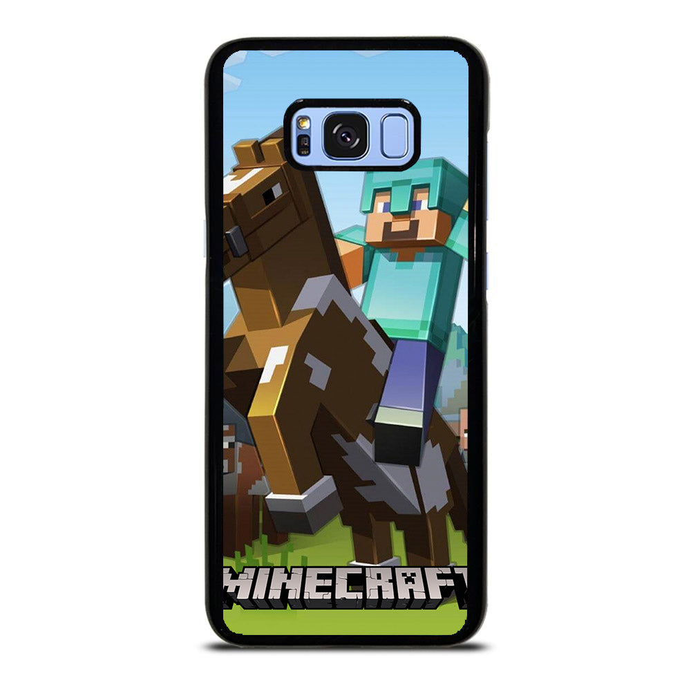 MINECRAFT CREEPER COBOY Samsung Galaxy S8 Plus case