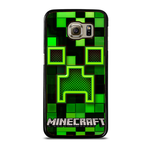 MINECRAFT CREEPER Samsung Galaxy S6 case