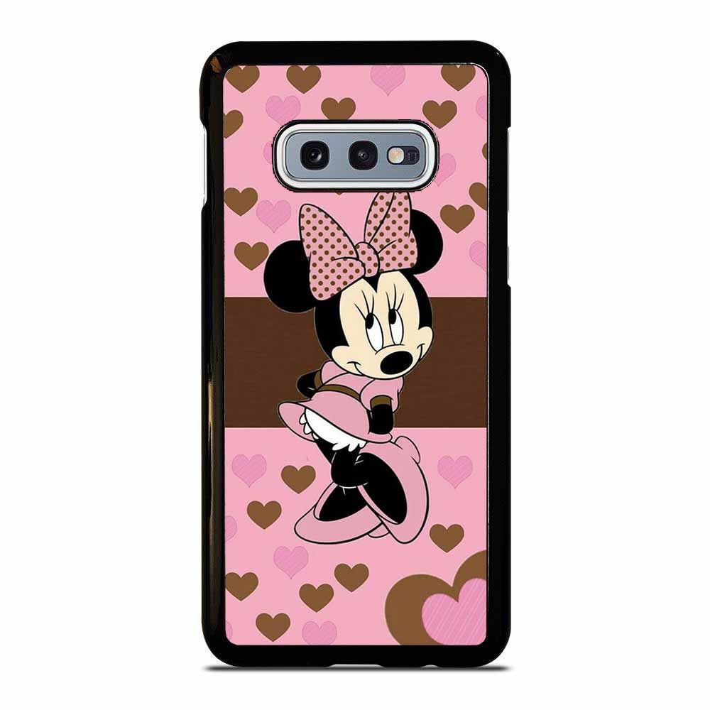 MINNIE MOUSE PINK Samsung Galaxy S10E case