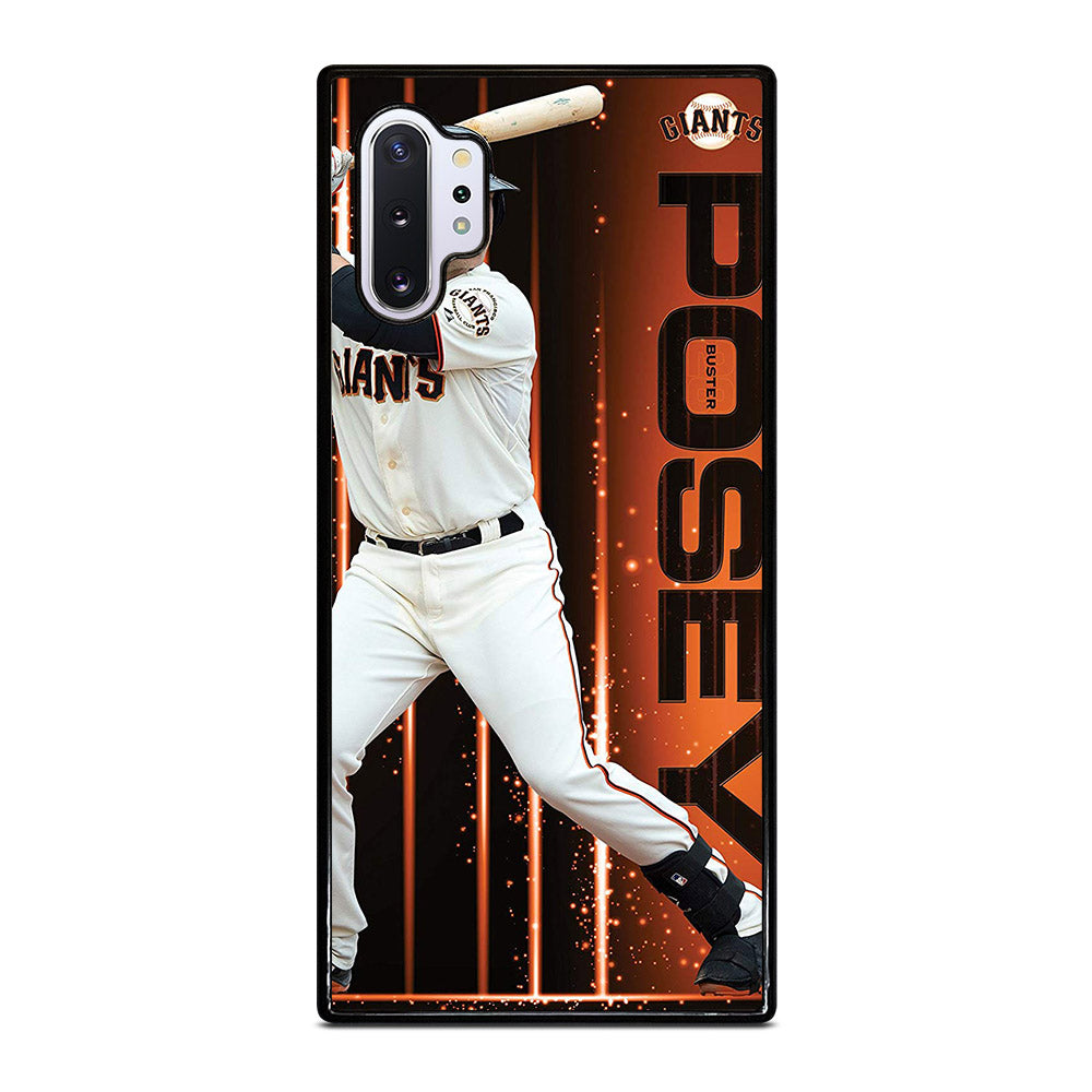 MLB SF GIANT POSEY Samsung Galaxy Note 10 Plus case