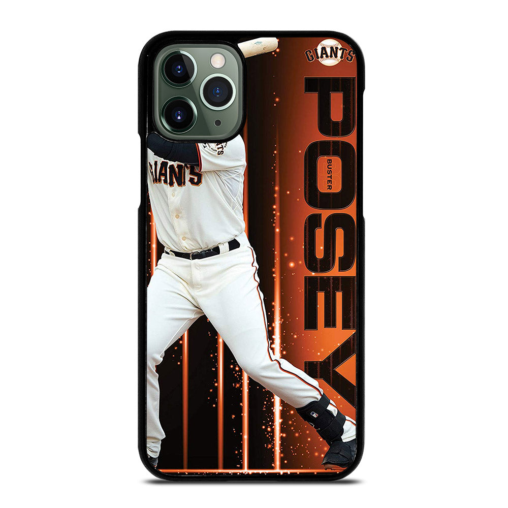 MLB SF GIANT POSEY iPhone 11 Pro Max Case