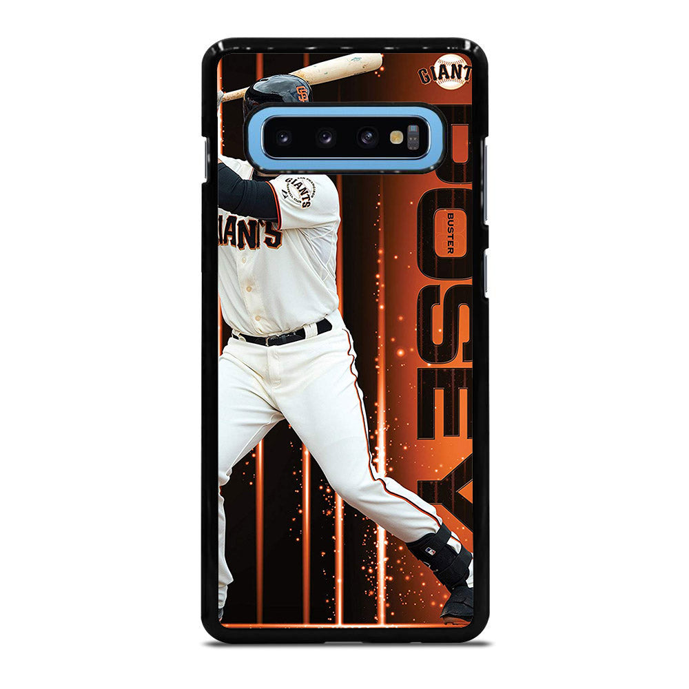 MLB SF GIANT POSEY Samsung Galaxy S10 Plus case