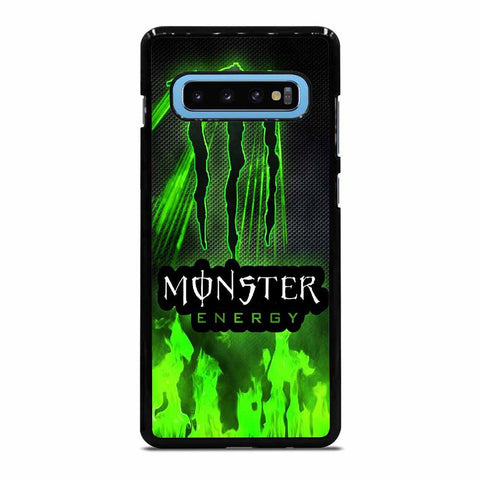 MONSTER ENERGY-1  Samsung Galaxy S10 Plus case