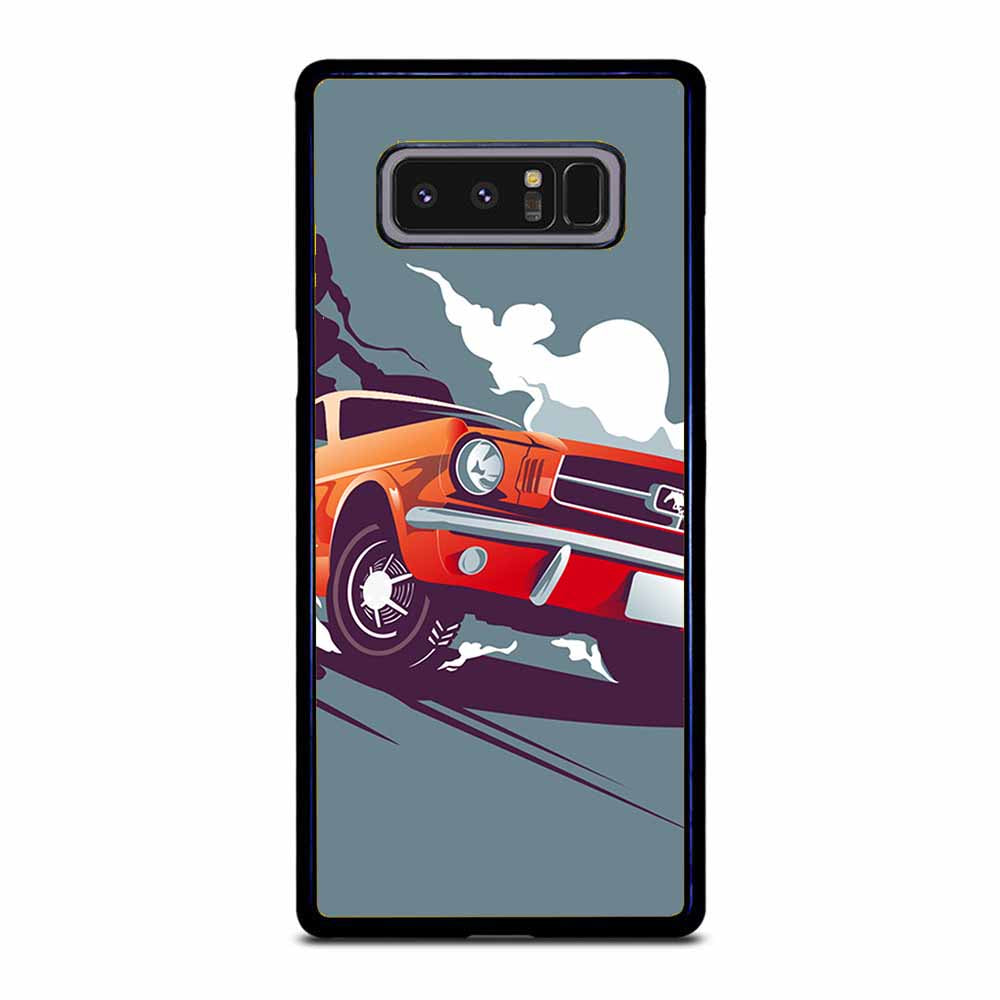 MUSTANG CAR ART Samsung Galaxy Note 8 case