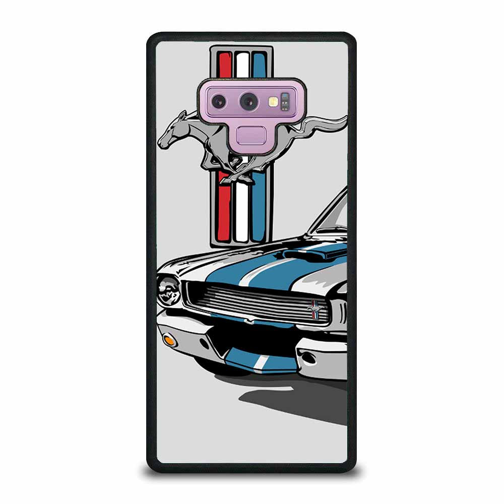 MUSTANG POP ART Samsung Galaxy Note 9 case