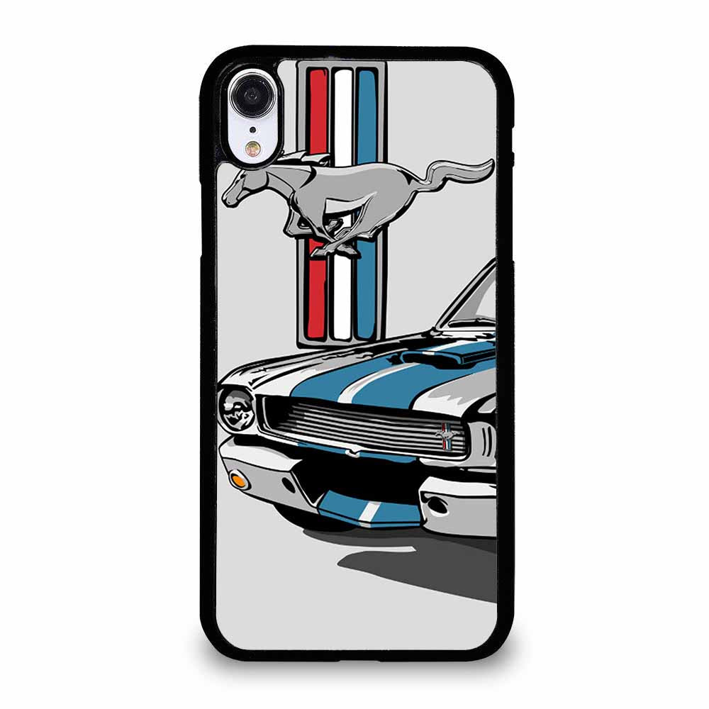 MUSTANG POP ART iPhone XR Case