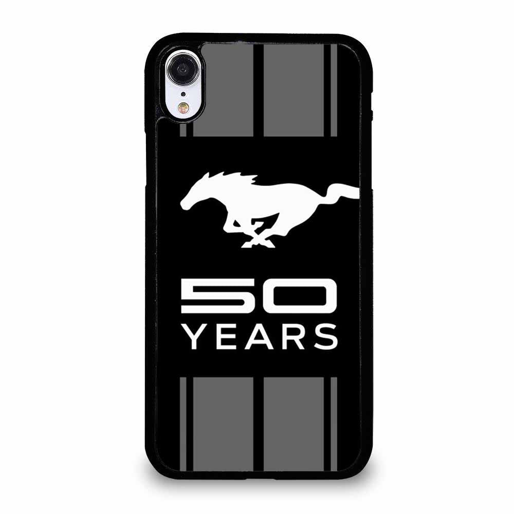 MUSTENGLOGO 50 YEAR iPhone XR Case