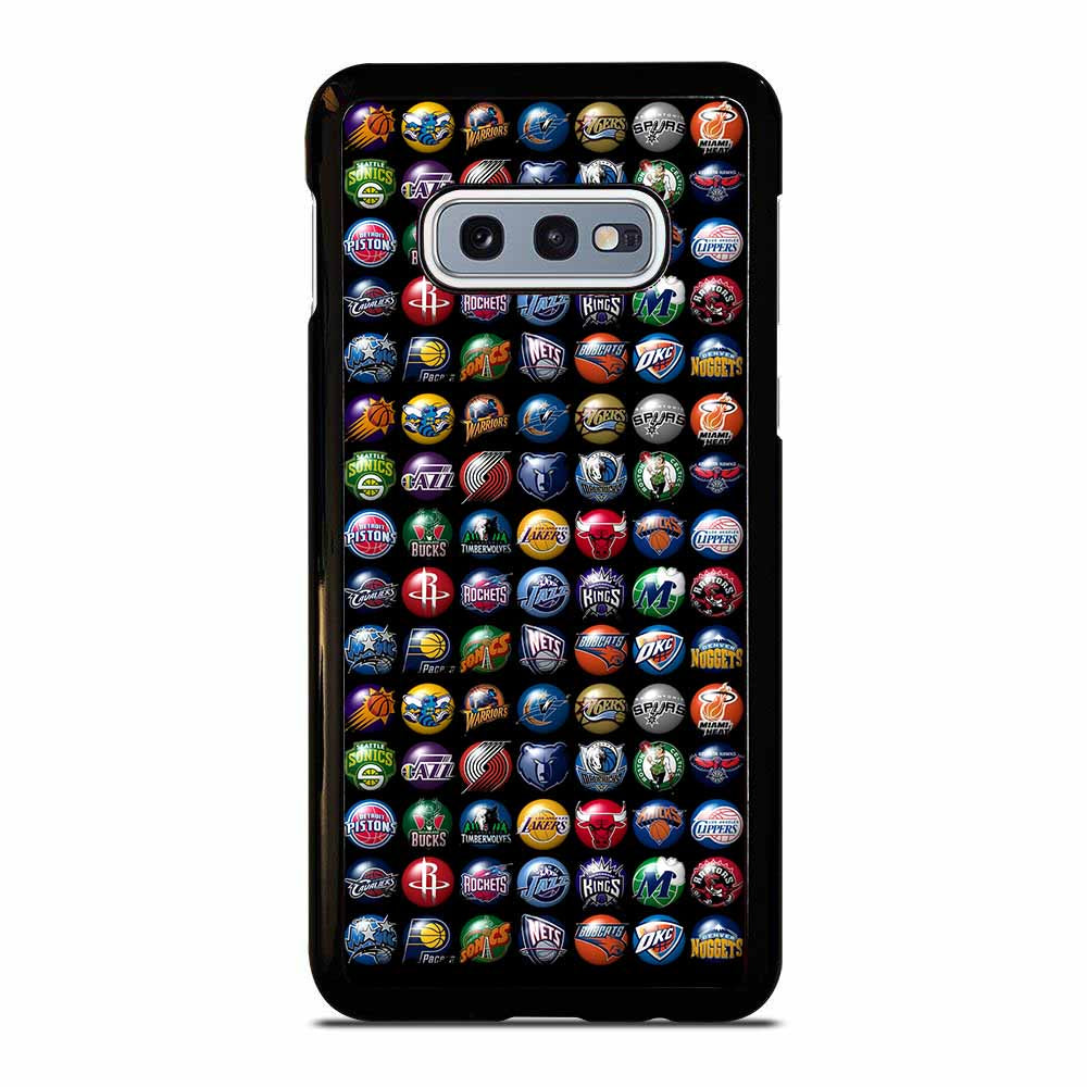 NBA TEAM LOGO 3D Samsung Galaxy S10E case