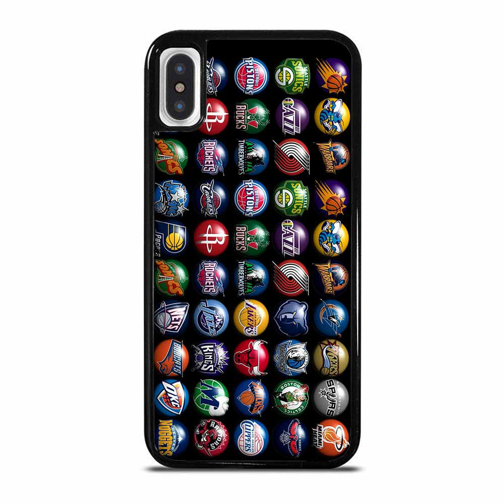 NBA TEAM LOGO iPhone X / XS Case