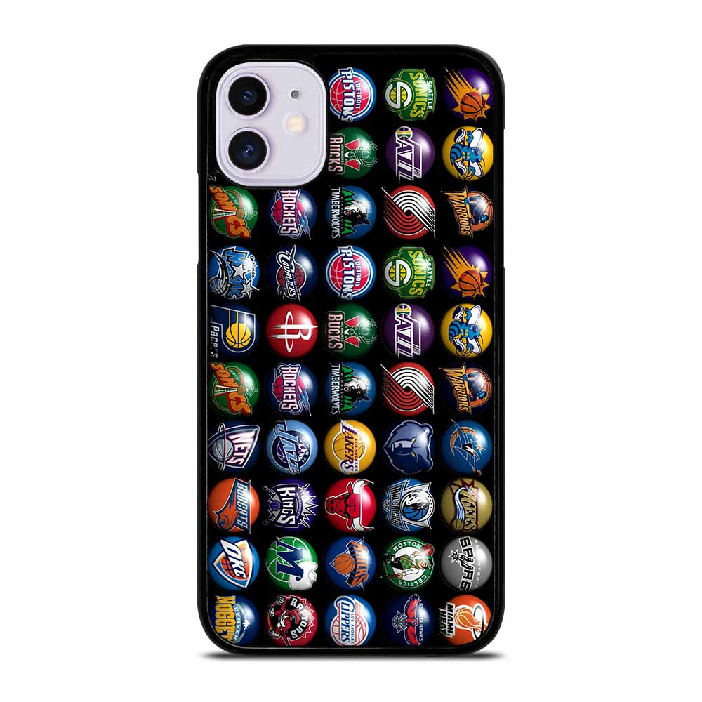 NBA TEAM LOGO iPhone 11 Case