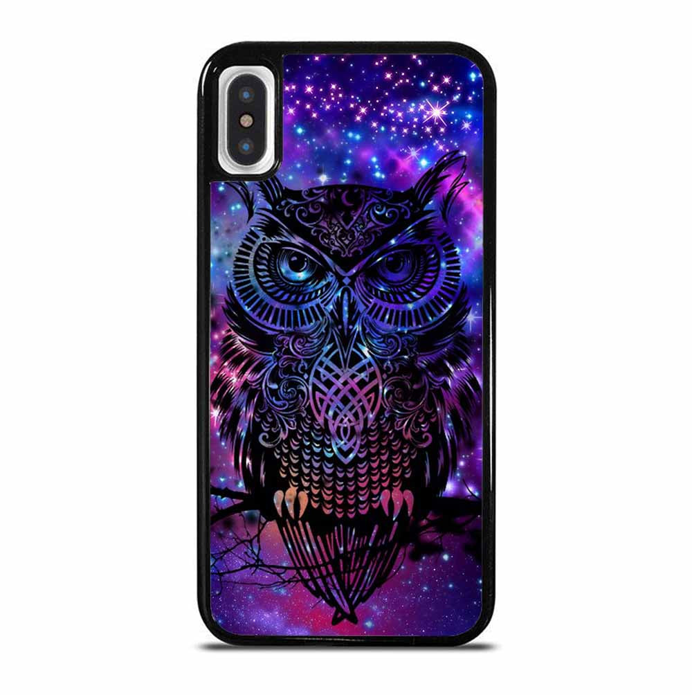 NEBULA OWL iPhone X / XS Case