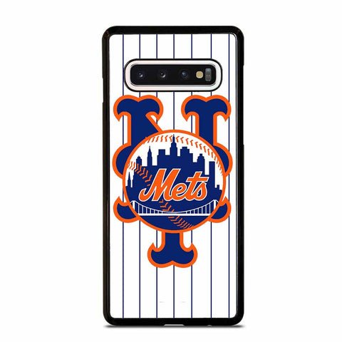 NEW YORK METS MLB LOGO Samsung Galaxy S10 Case