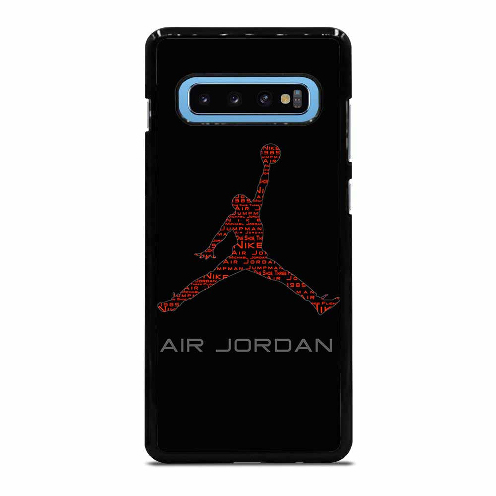 NEW AIR JORDAN LOGO Samsung Galaxy S10 Plus case