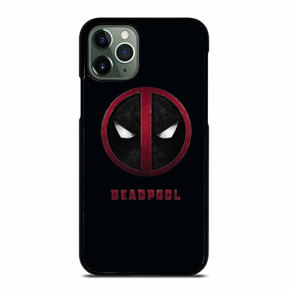 NEW DEADPOOL LOGO iPhone 11 Pro Max Case
