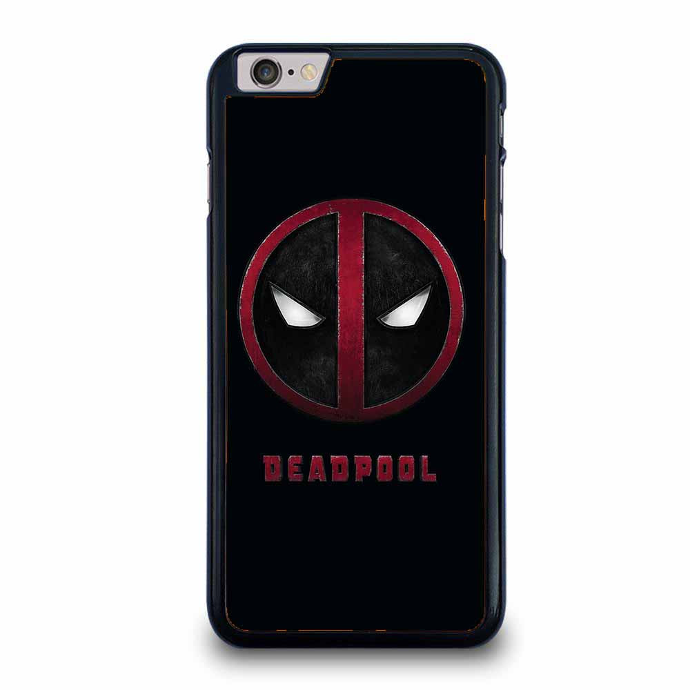 NEW DEADPOOL LOGO iPhone 6 / 6S Plus case