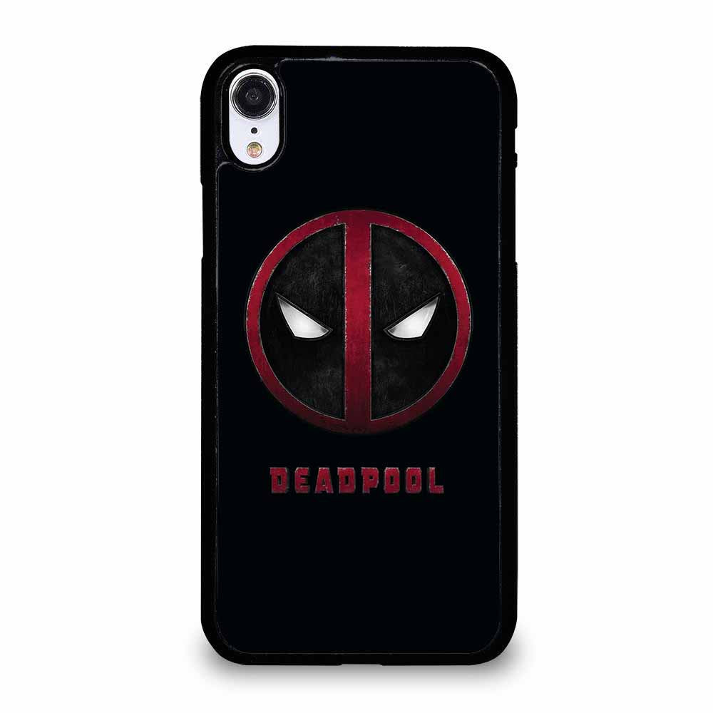 NEW DEADPOOL LOGO iPhone XR Case