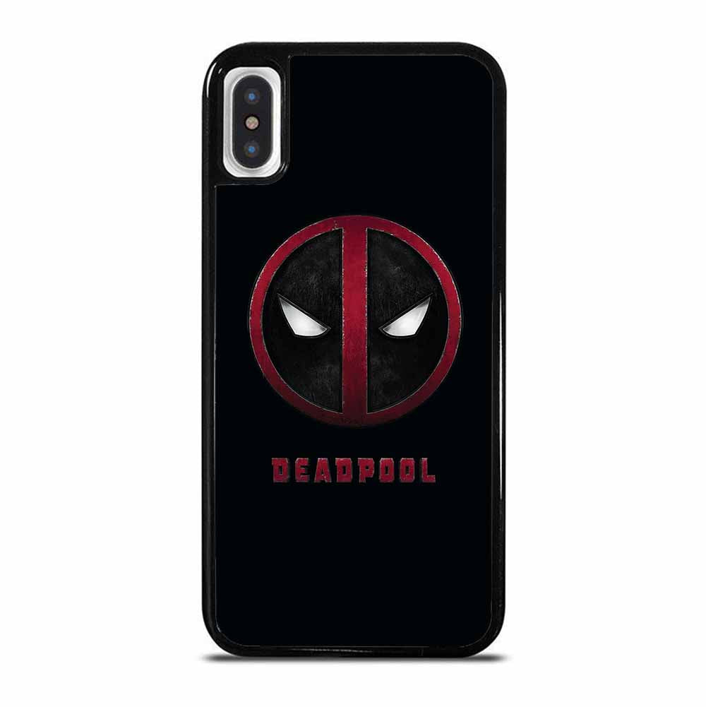 NEW DEADPOOL LOGO iPhone X / XS Case