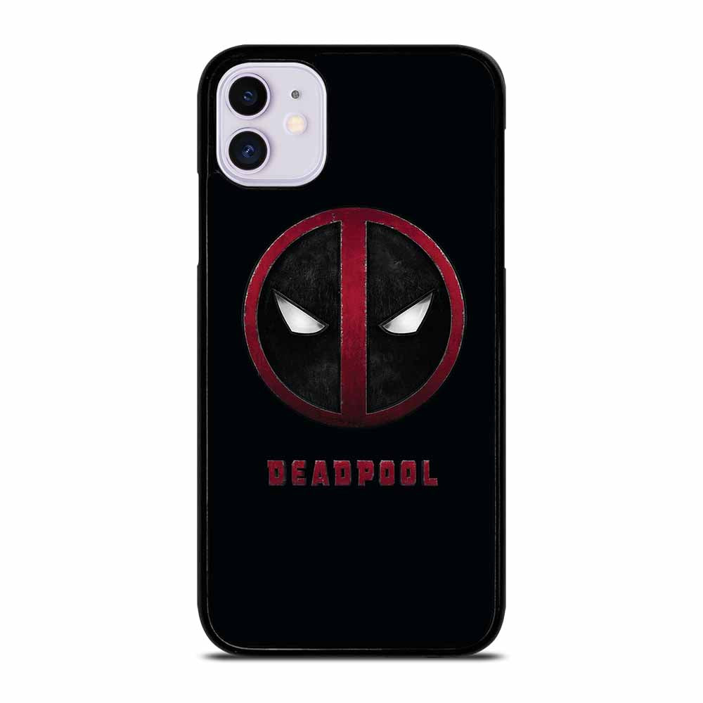 NEW DEADPOOL LOGO iPhone 11 Case
