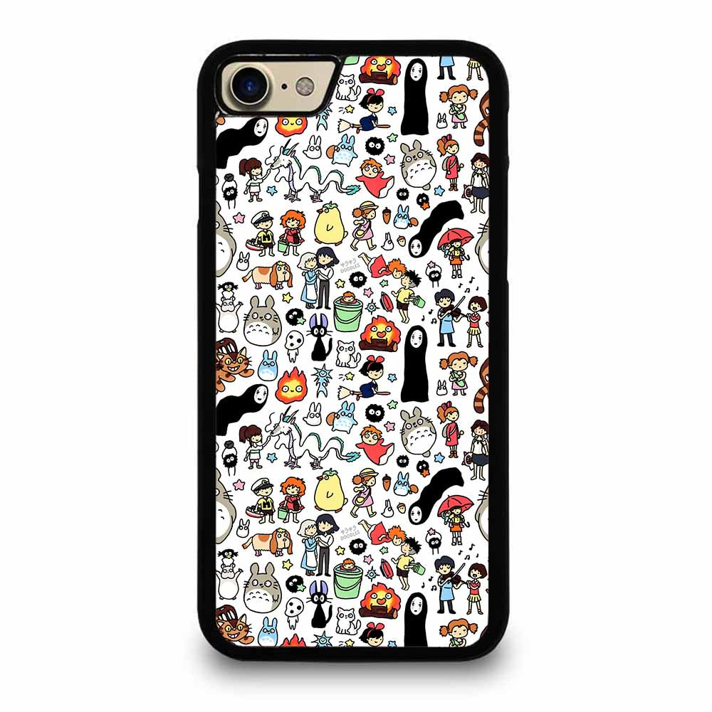 NEW GHIBLI CHARACTERS TOTORO iPhone 7 / 8 case