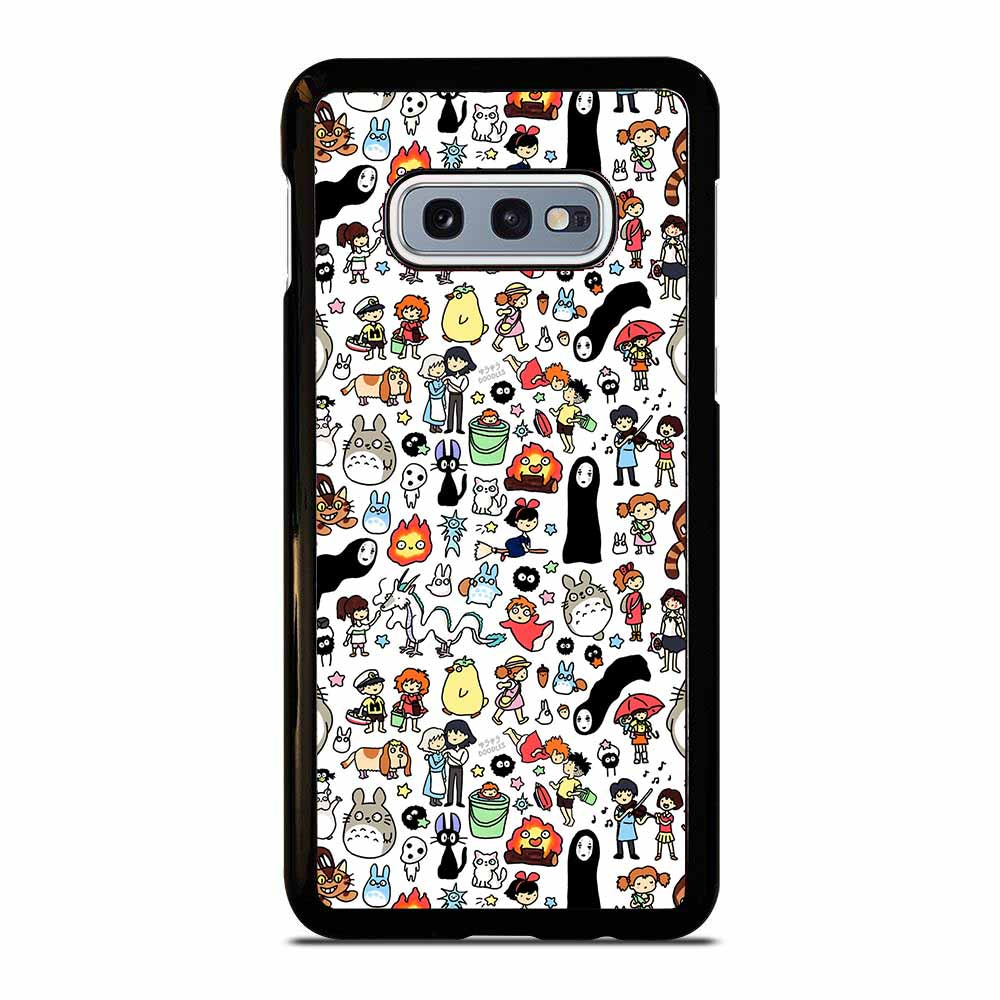 NEW GHIBLI CHARACTERS TOTORO Samsung Galaxy S10E case