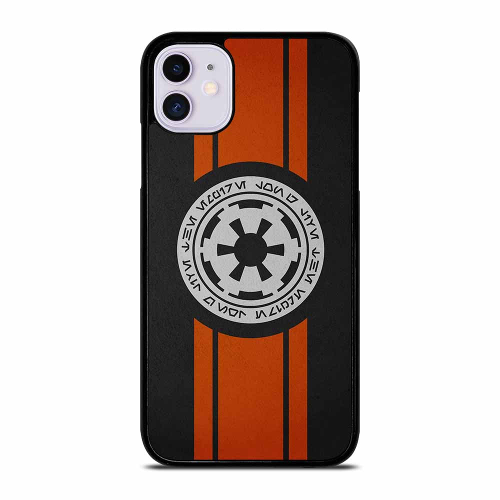 NEW STAR WARS IMPERIAL LOGO iPhone 11 Case