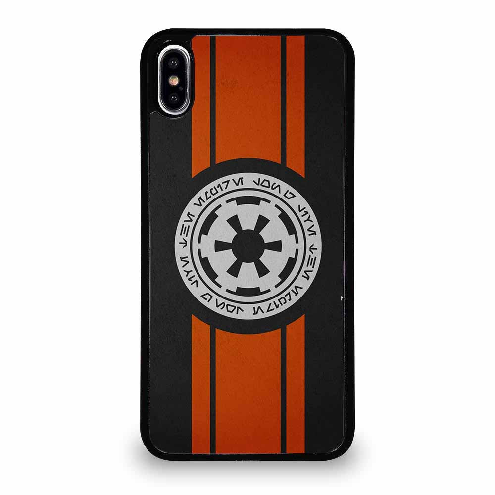 NEW STAR WARS IMPERIAL LOGO iPhone XS Max Case