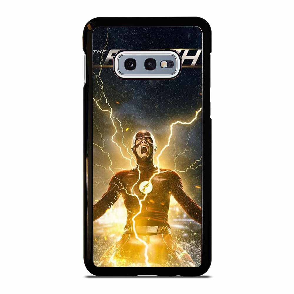 NEW THE FLASH Samsung Galaxy S10E case