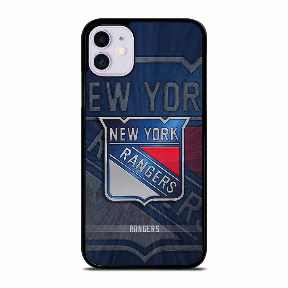 NEW YORK RANGER HOCKEY iPhone 11 Case