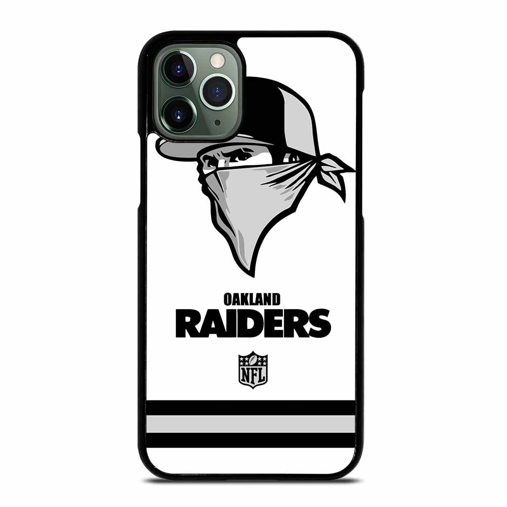 OAKLAND RAIDERS LOGO iPhone 11 Pro Max Case
