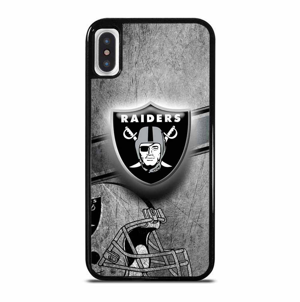 OAKLAND RAIDERS LOGO 1 iPhone X / XS Case