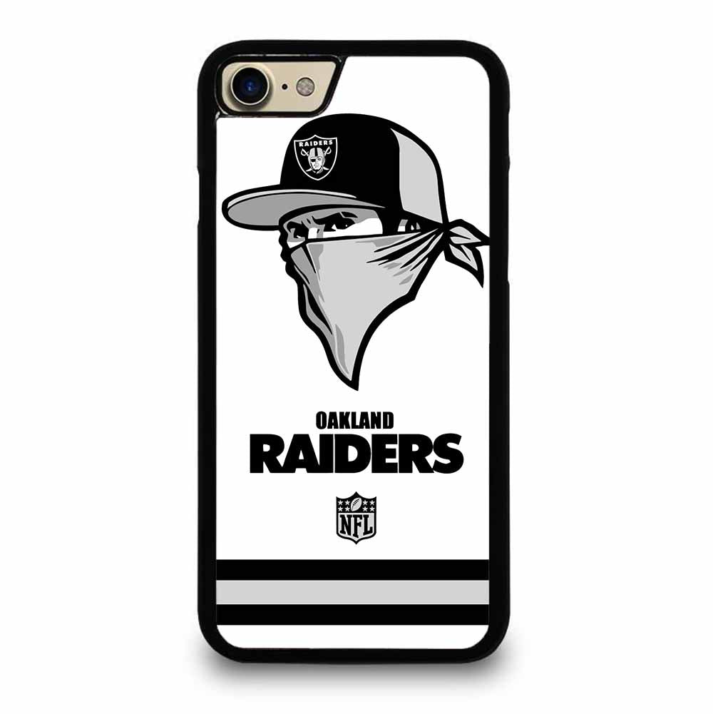 OAKLAND RAIDERS LOGO iPhone 7 / 8 case