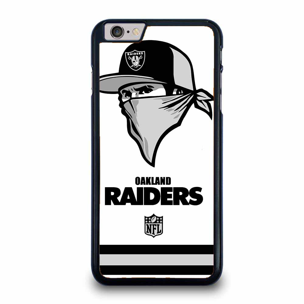 OAKLAND RAIDERS LOGO iPhone 6 / 6S Plus case
