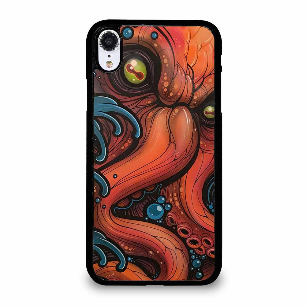 OCTOPUS FACE iPhone XR Case