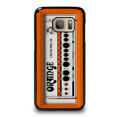 ORANGE GUITAR BASS AMP Samsung Galaxy S7 case