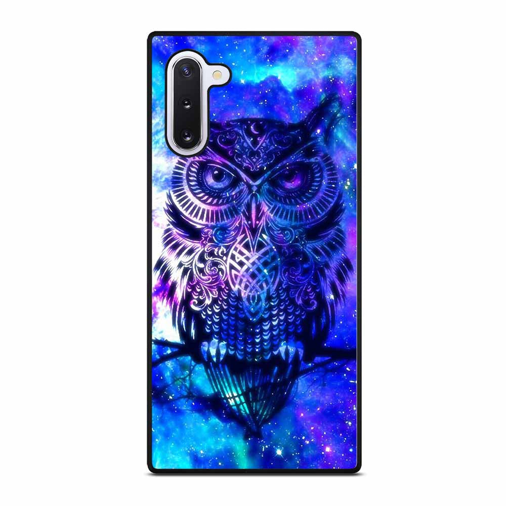 OWL BLUE GALAXY Samsung Galaxy Note 10 Case