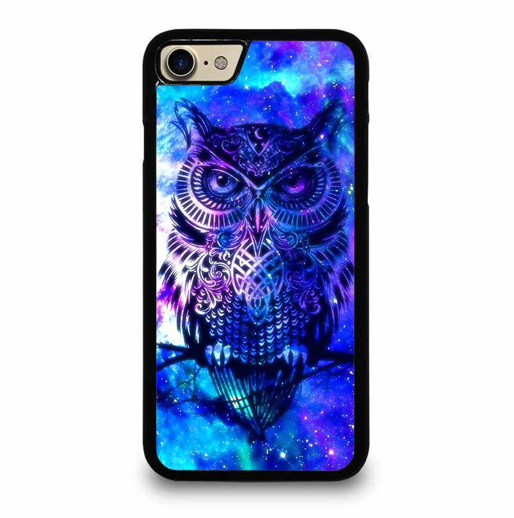 OWL BLUE GALAXY iPhone 7 / 8 Case