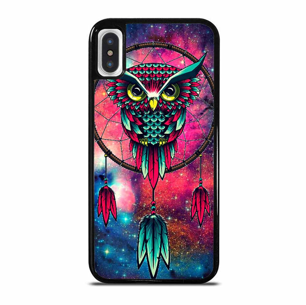 OWL GALAXY CUTE 6/6S 7 8 Plus X/XS Max XR 11 Pro Case