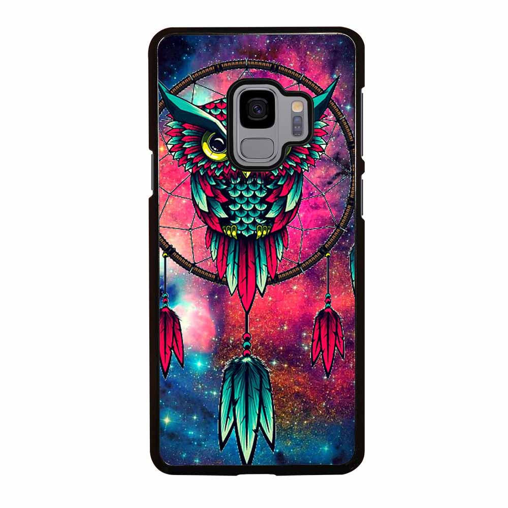 OWL GALAXY CUTE 1 Samsung Galaxy S9 Plus Case