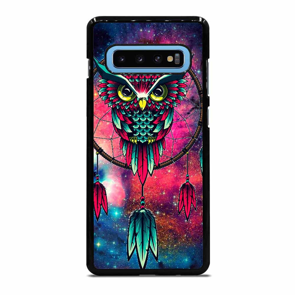 OWL GALAXY CUTE 1 Samsung Galaxy Note 10 Plus Case