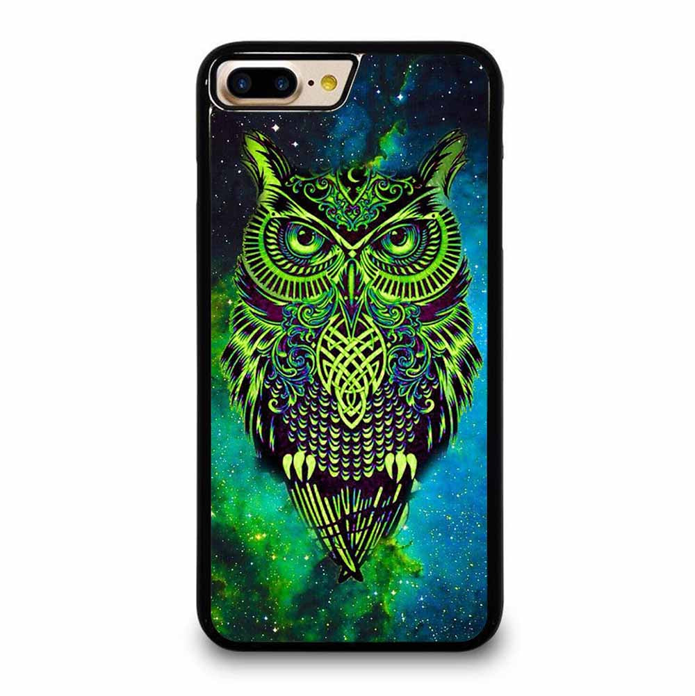 OWL GREEN iPhone 7 / 8 Plus Case