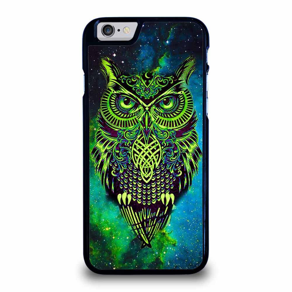 OWL GREEN iPhone 6 / 6S Case