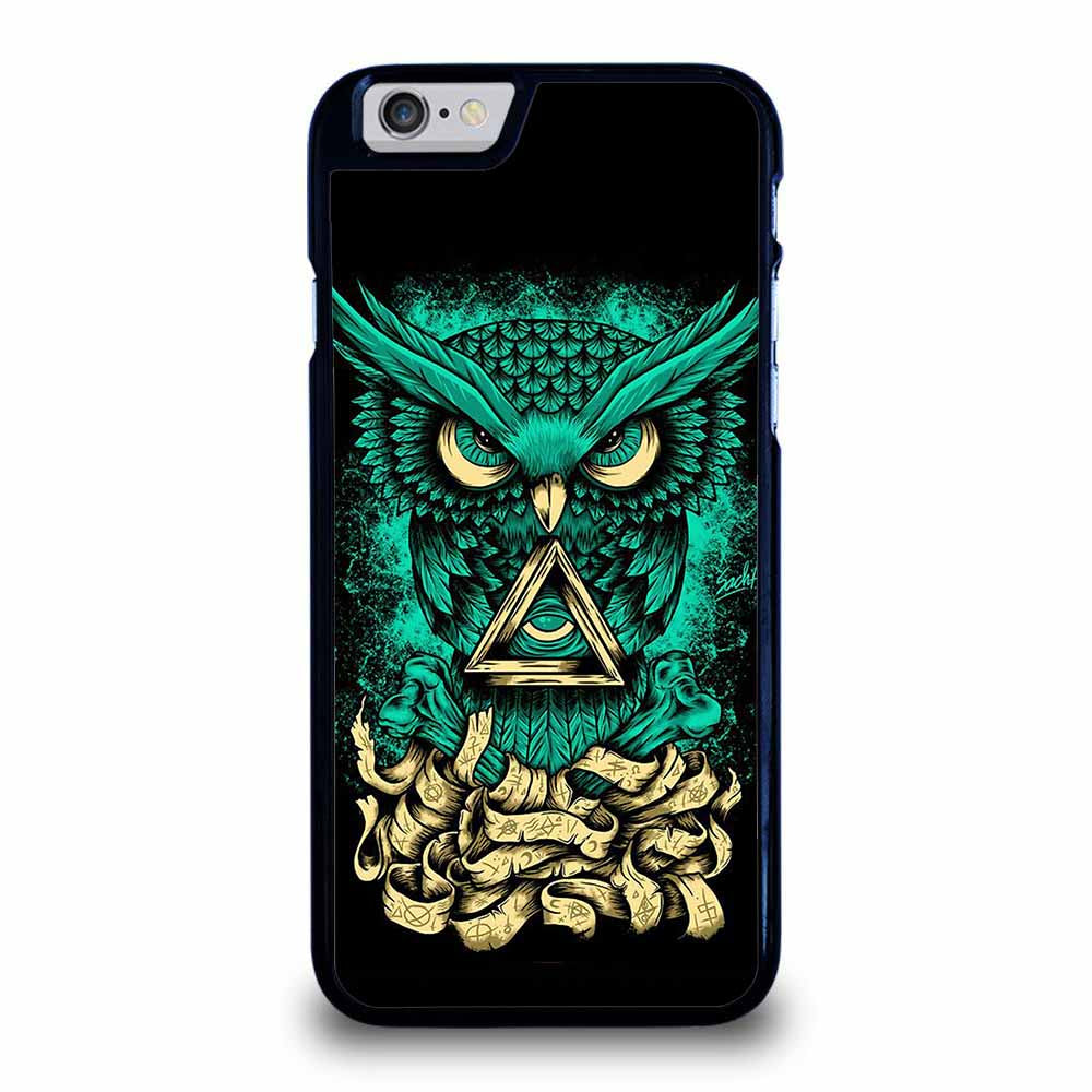 OWL GREEN 1 iPhone 6 / 6S Case
