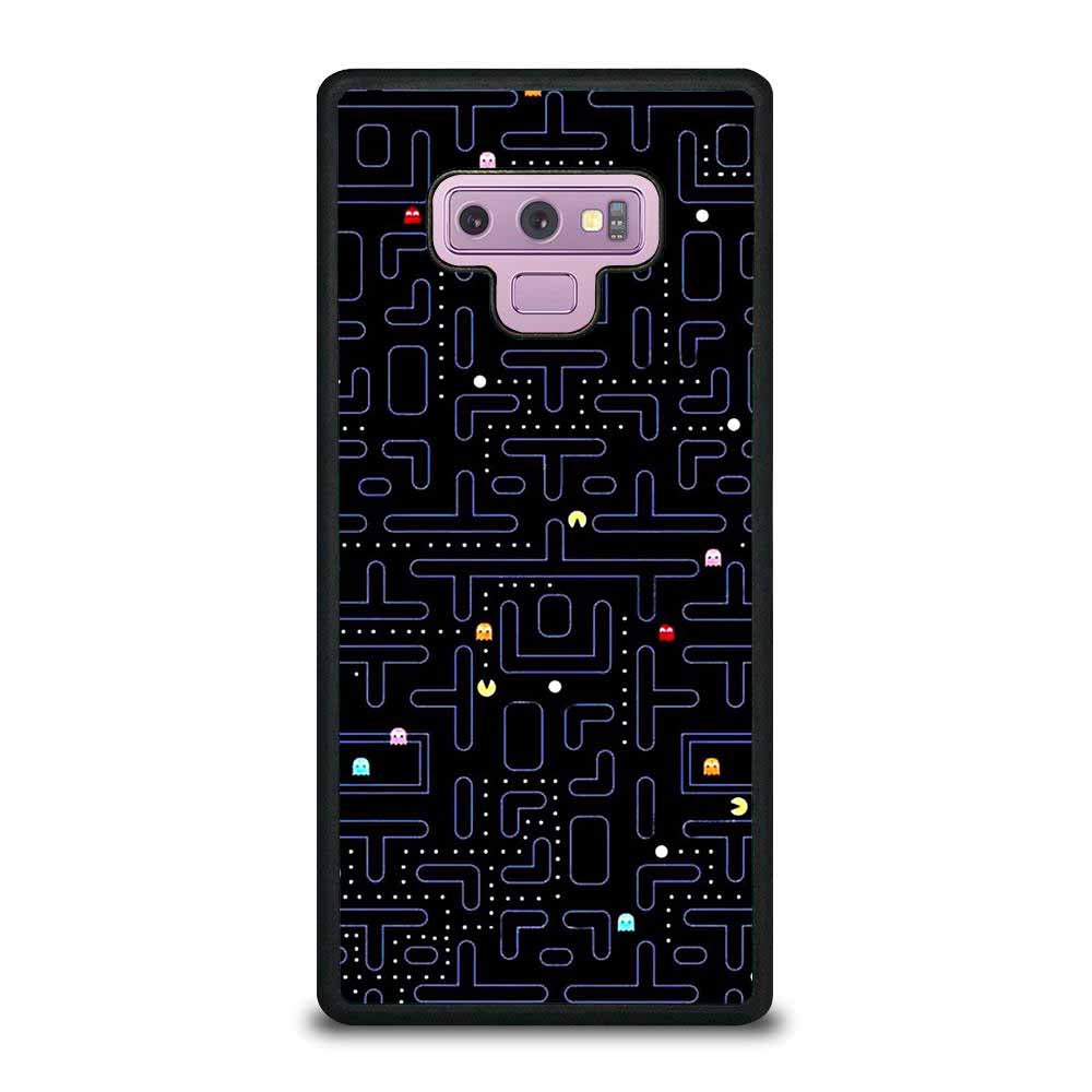 PACMAN GAME Samsung Galaxy Note 9 case