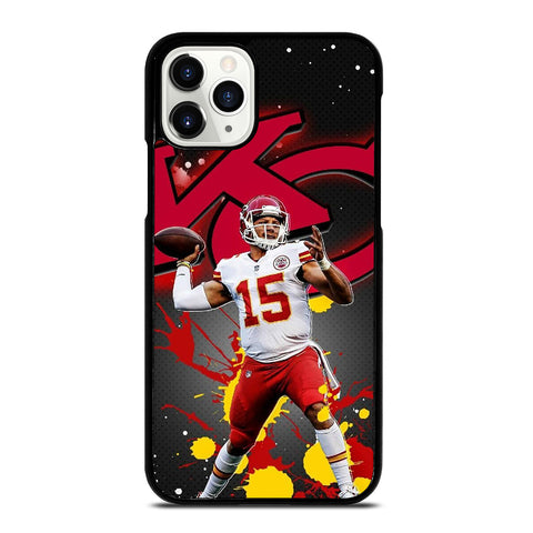 PATRICK MAHOMES KANSAS CITY iPhone 11 Pro Case