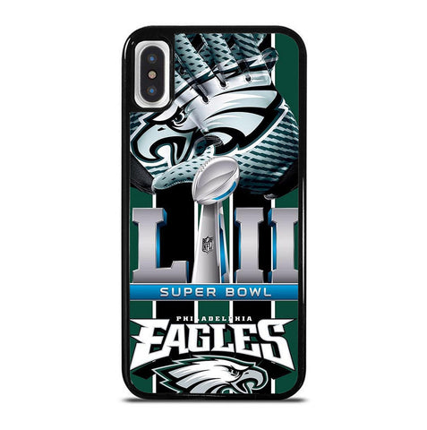 PHILADEPHIA EAGLES SUPER BOWL iPhone X / XS Case