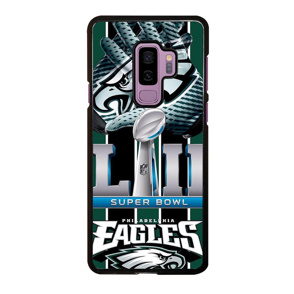 PHILADEPHIA EAGLES SUPER BOWL Samsung Galaxy S9 Plus case