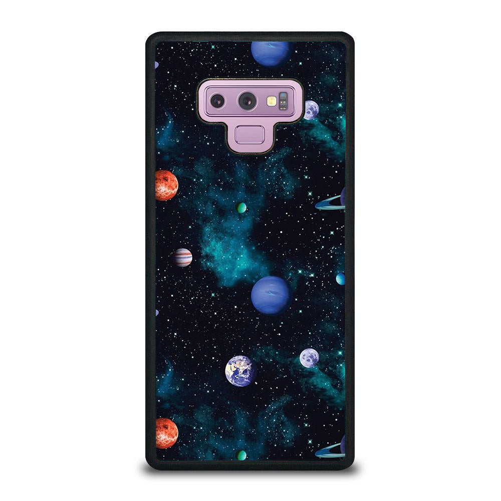 PLANET BEAUTIFUL 1 Samsung Galaxy Note 9 case