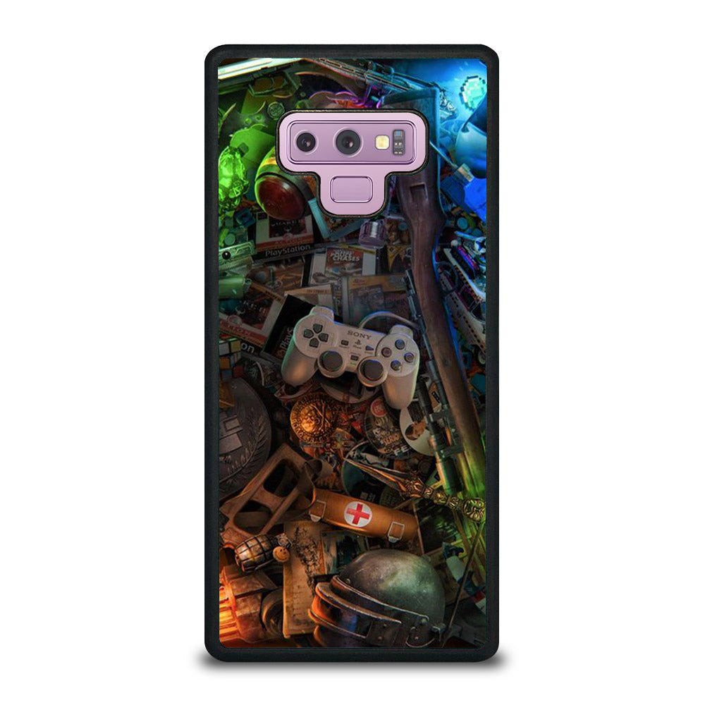 PLAYSTATION CONTROLLER Samsung Galaxy Note 9 case
