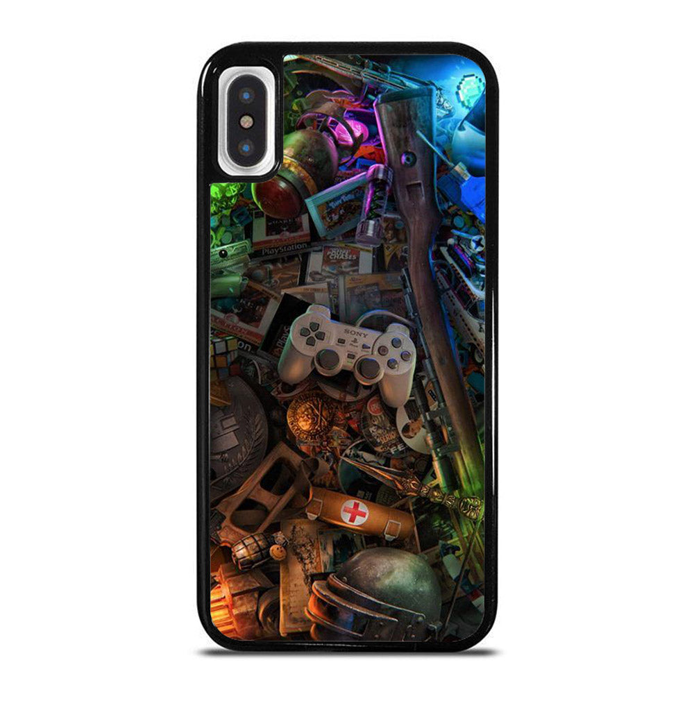 PLAYSTATION CONTROLLER iPhone X / XS Case