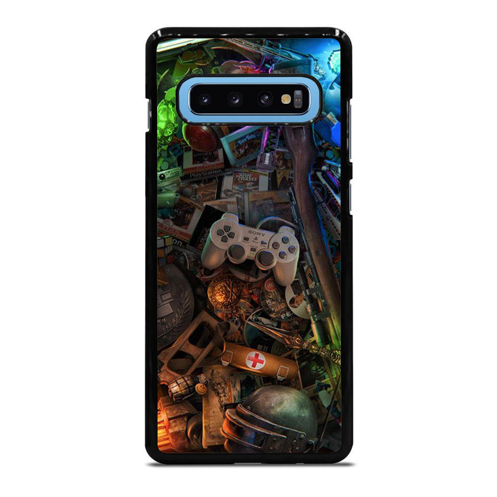 PLAYSTATION CONTROLLER Samsung Galaxy S10 Plus case